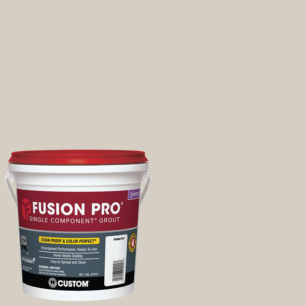 Fusion Pro #545 Bleached Wood 1 Gal. Single Component Grout