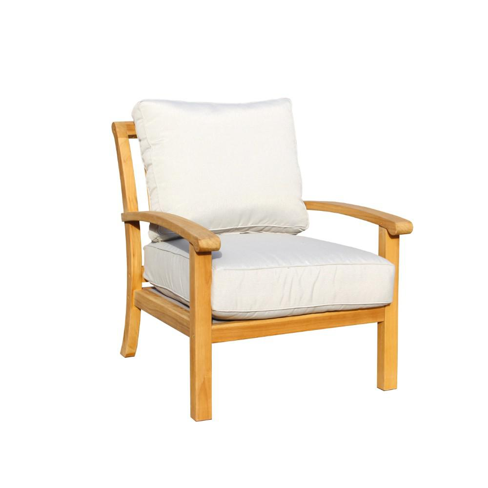 Courtyard Casual Heritage Collection Teak Outdoor Lounge