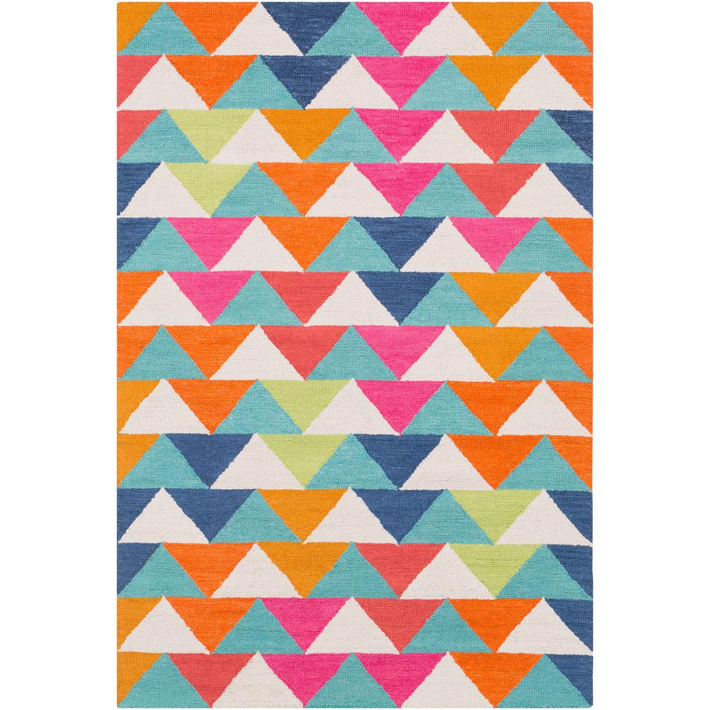 Luka Multicolor 5 ft. x 7 ft. 6 in. Area Rug