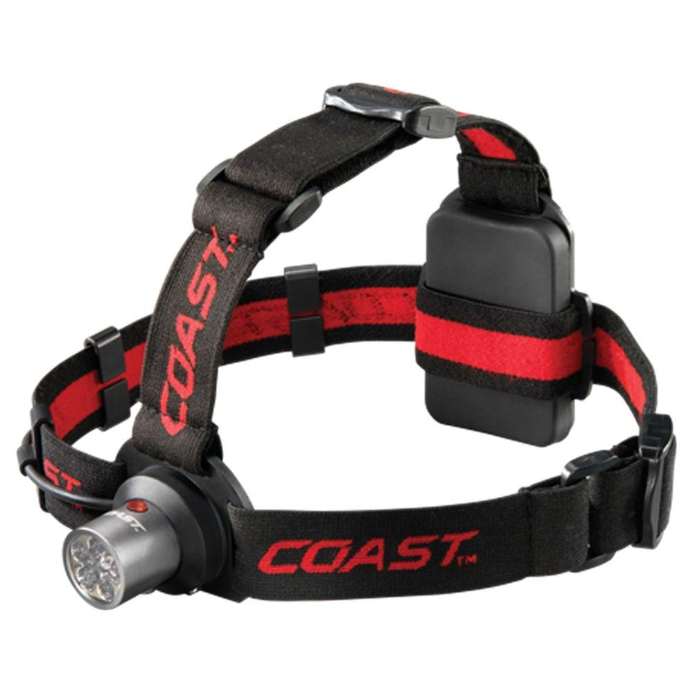 Coast HL4 Dual Color LED Headlamp