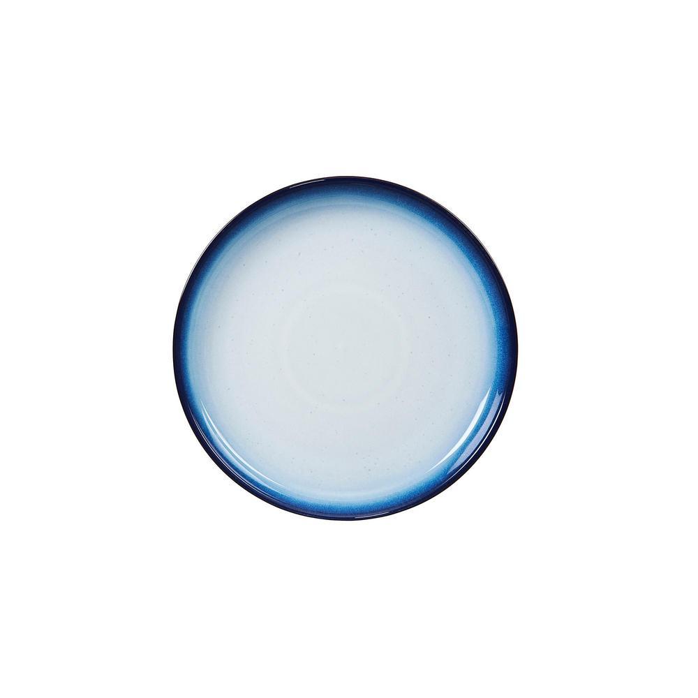 Blue Haze Medium Coupe Plate