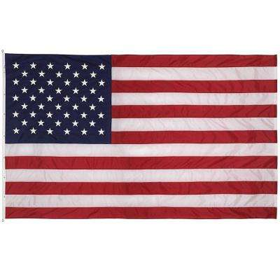 30 ft. x 50 ft. Nylon U.S. Flag