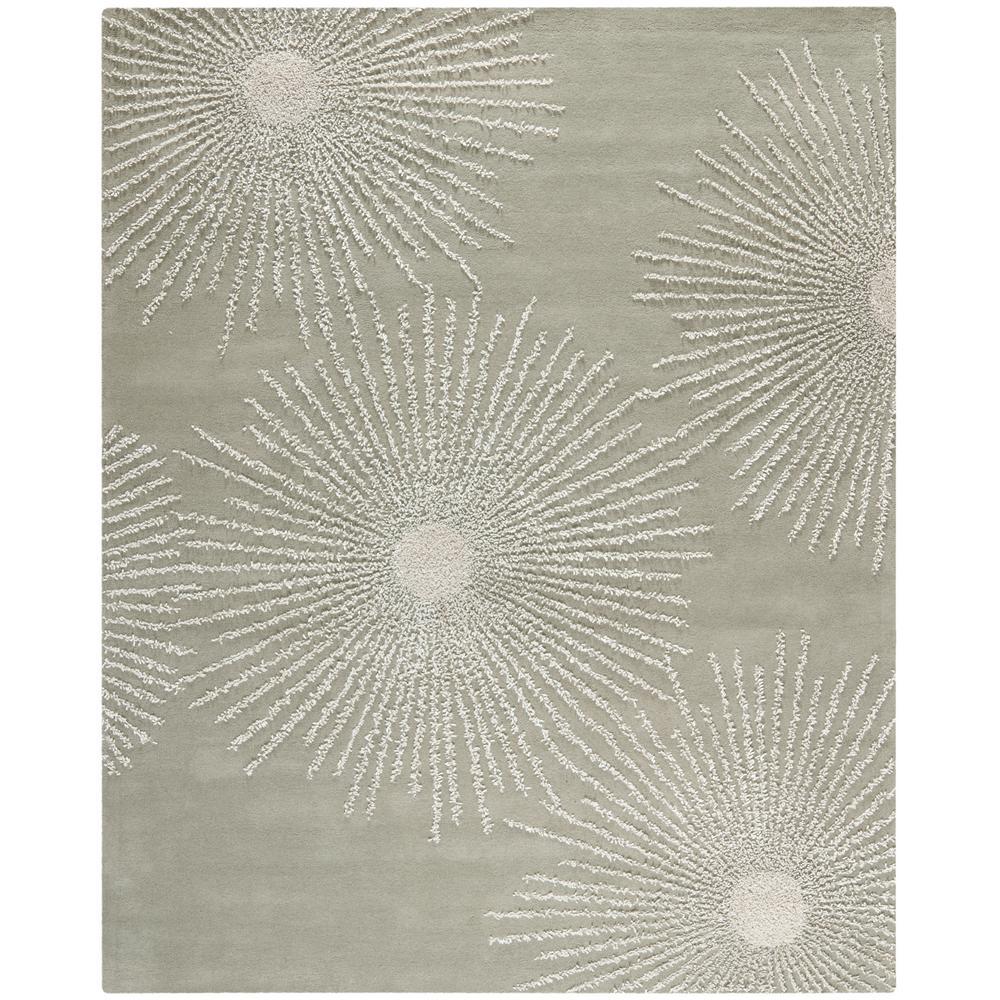 Safavieh Soho Grey/Ivory Wool 8 ft. x