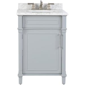 Home Decorators Collection Aberdeen 24 In W X 22 D Bath Vanity