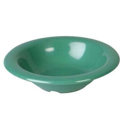 Coleur 8 oz., 6 in. Salad Bowl in Green (12-Piece)