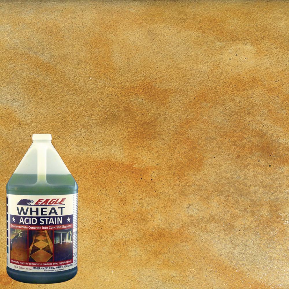 Eagle 1 Gal. Wheat Interior/Exterior Acid Stain