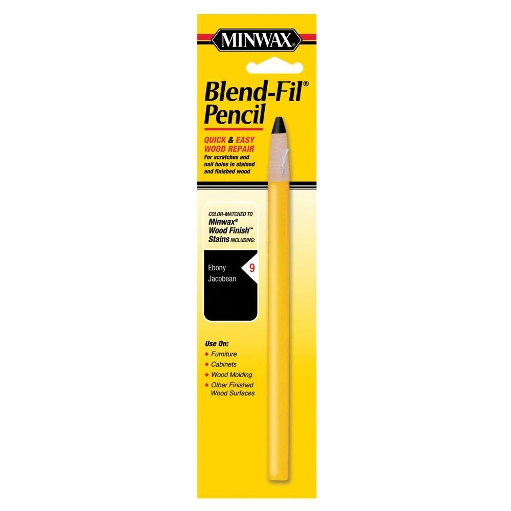 #9 Blend-Fil Pencil for Black Stained Wood