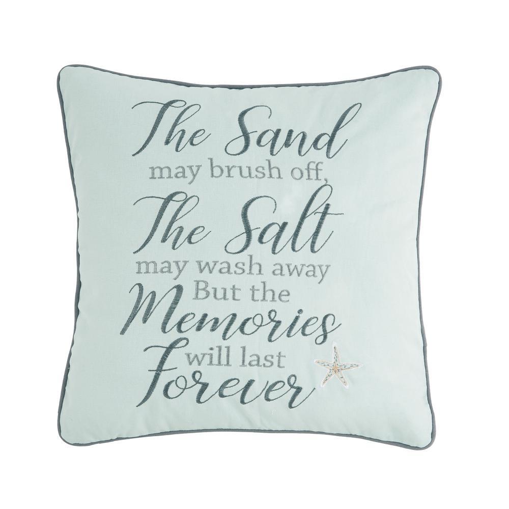 Memories Forever Standard Pillow