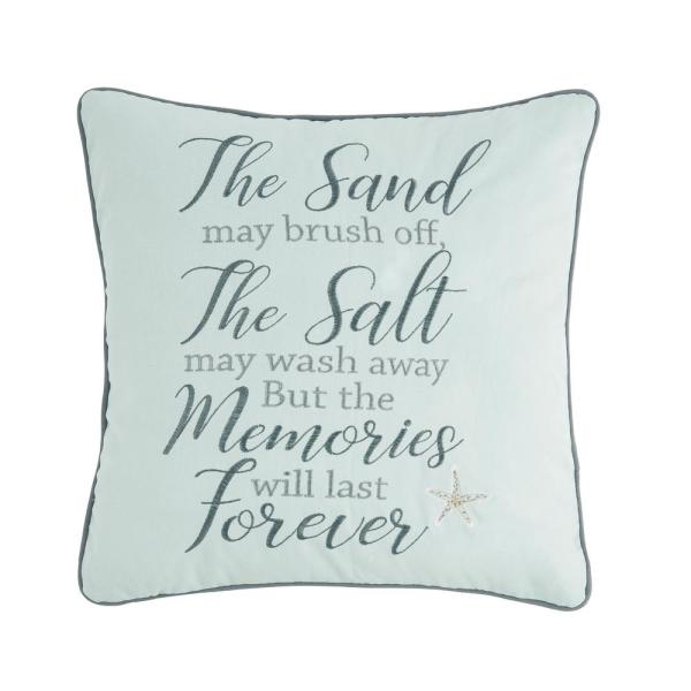 C&F HOME Memories Forever Standard Pillow 84298136