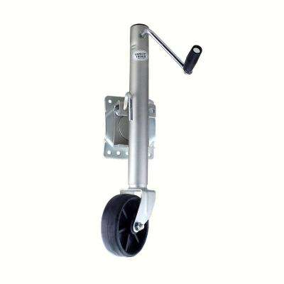 1000 lb. Bolt-Side Trailer Jack with 6 in. Wheel