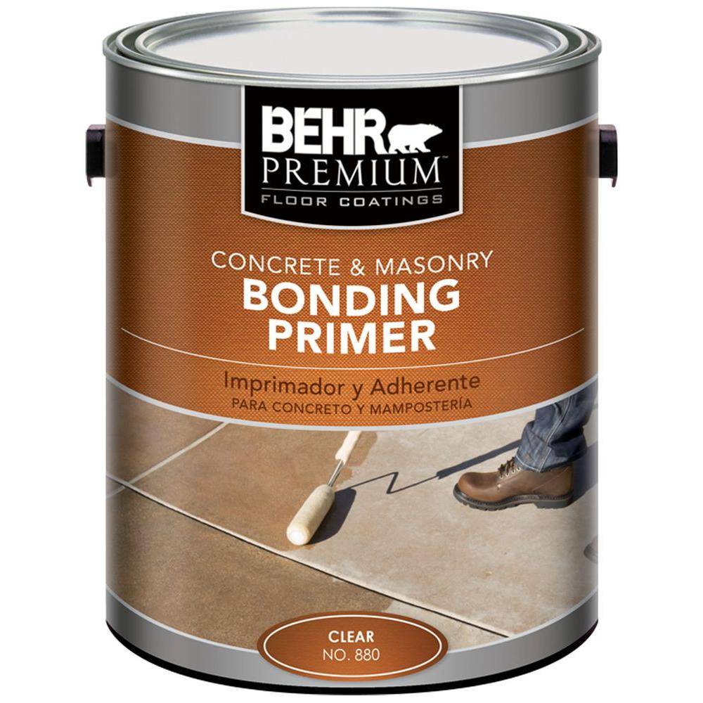 Behr Premium 1 Gal Concrete And Masonry Bonding Primer