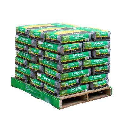 FlexBond Gray 50 lbs. Fortified Thin-Set Mortar (35 Bags / 3325 sq. ft. / Pallet)