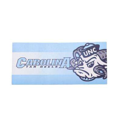University Of North Carolina 22 In. X 10 In. Decorative Insert Mat