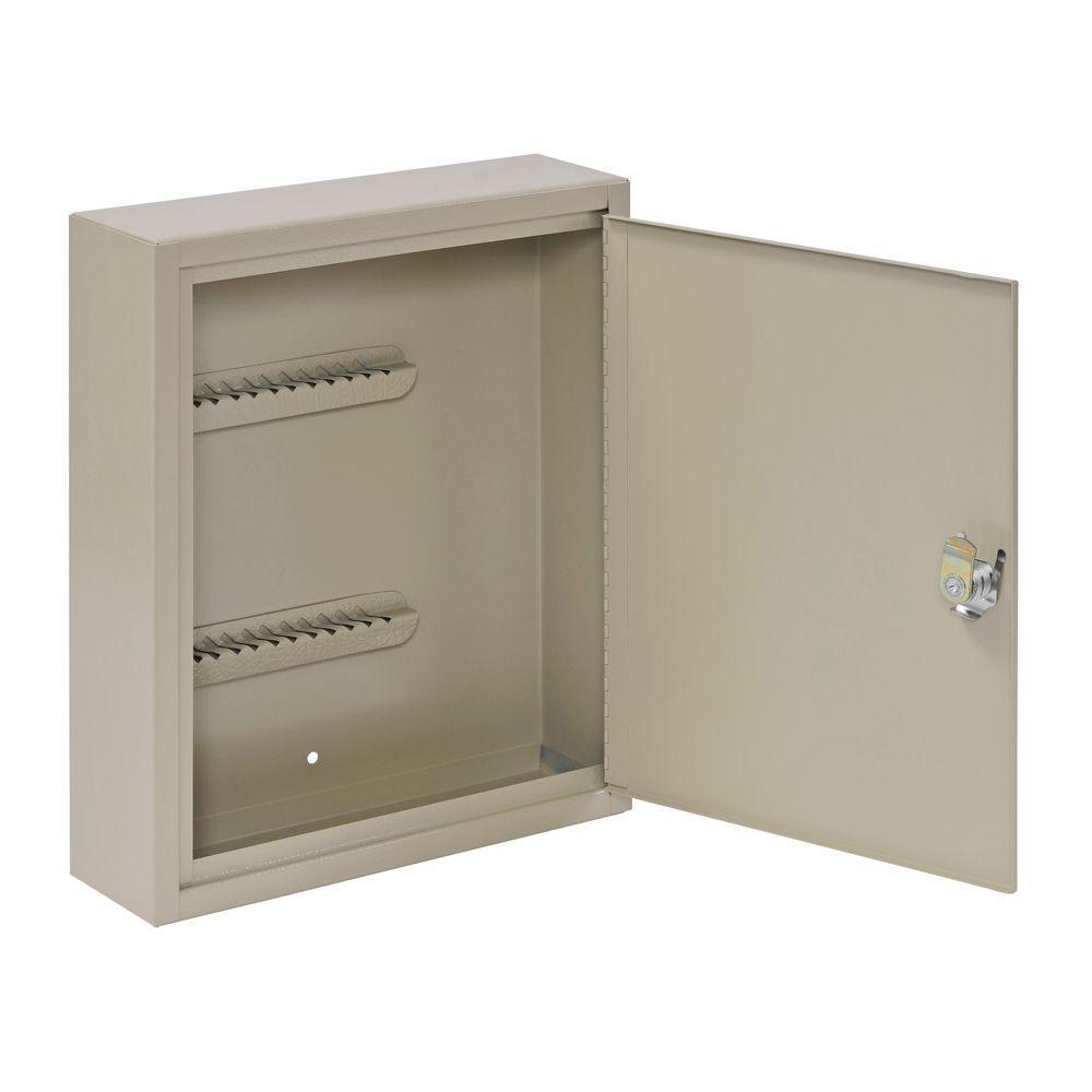 30 Key Cabinet in Beige