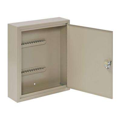 30 Key Cabinet in Beige