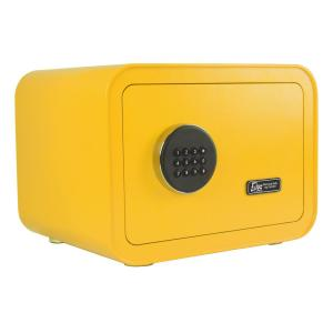 Cannon Edge Series 0.86 cu. ft. Electronic Personal Security Safe in Yellow by Cannon