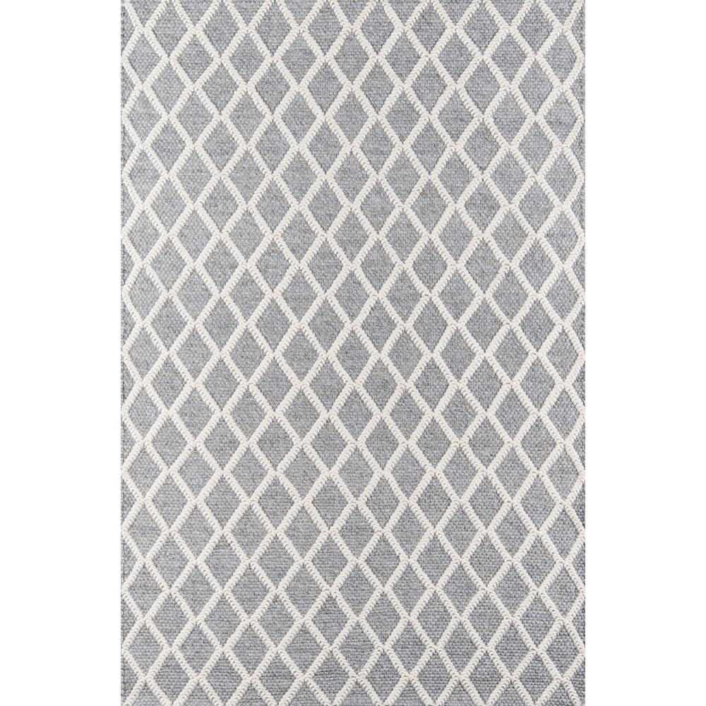 Andes Grey 5 ft. X 7 ft. Indoor Area Rug