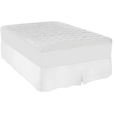 18 in. King Polyester Mattress Pad