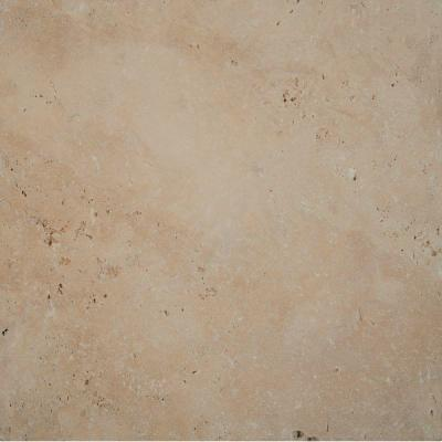 Tuscany 16 in. x 16 in. Beige Travertine Paver Tile (20 Pieces / 35.6 Sq. Ft. / Pallet)