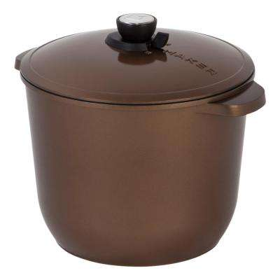12 Qt. Aluminum SmartSteam Pot with Lid