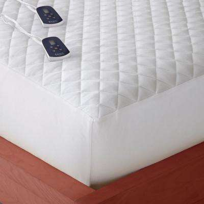 Electric King Mattress Pad