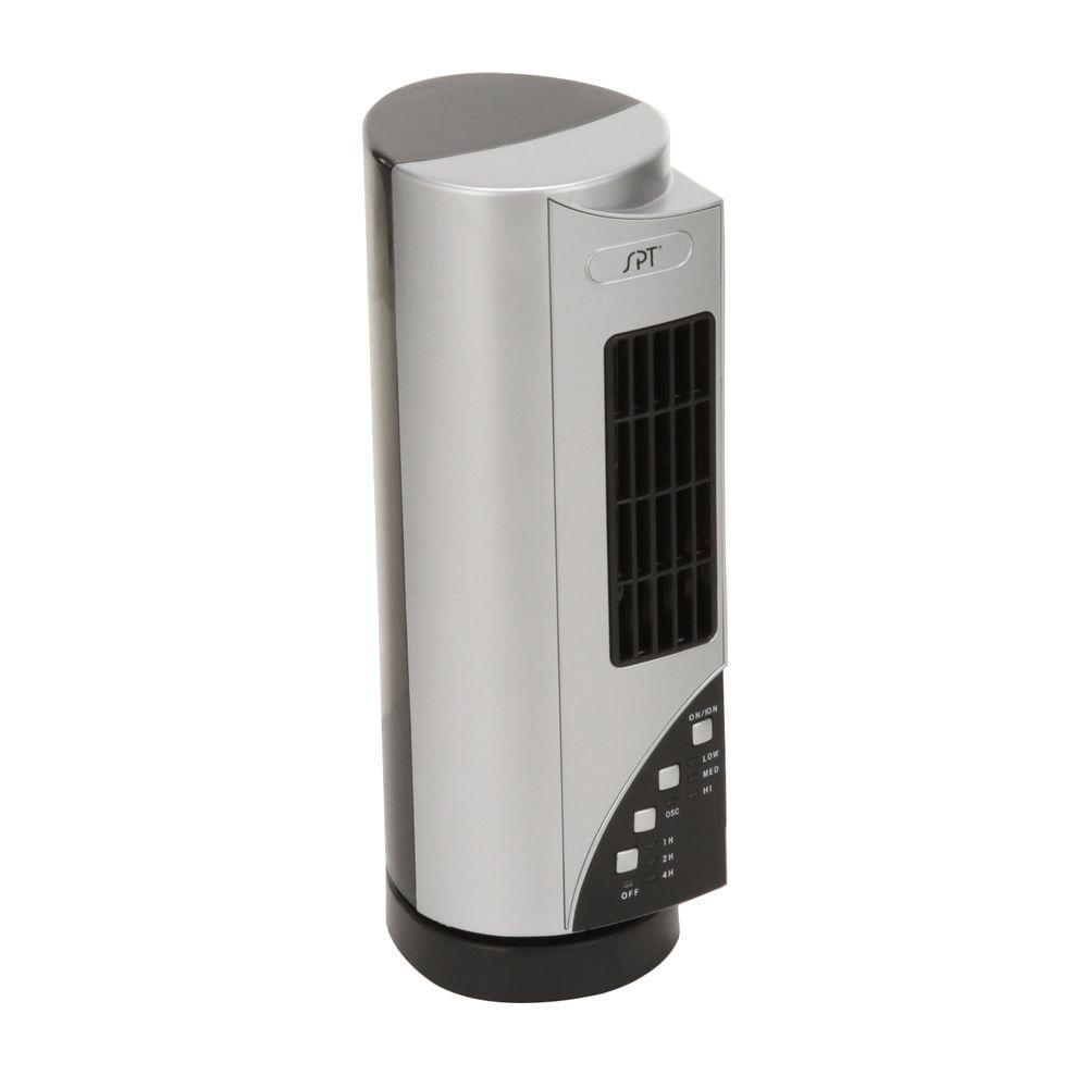 15-3/4 in. Oscillating Mini Tower Fan