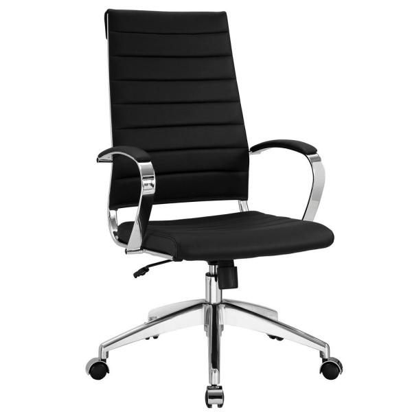MODWAY Jive Highback Office Chair in Black EEI-272-BLK