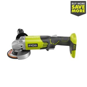 18-Volt ONE+ Cordless 4-1/2 in. Angle Grinder (Tool-Only)