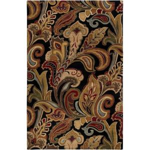 Artistic Weavers Verona Black 2 ft. x 3 ft. Accent Rug by Artistic Weavers
