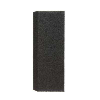 2-7/8 in. x 8 in. x 1 in. Fine Grit Extra-Large Angled Drywall Sanding Sponge (2-Pack, Case of 6)