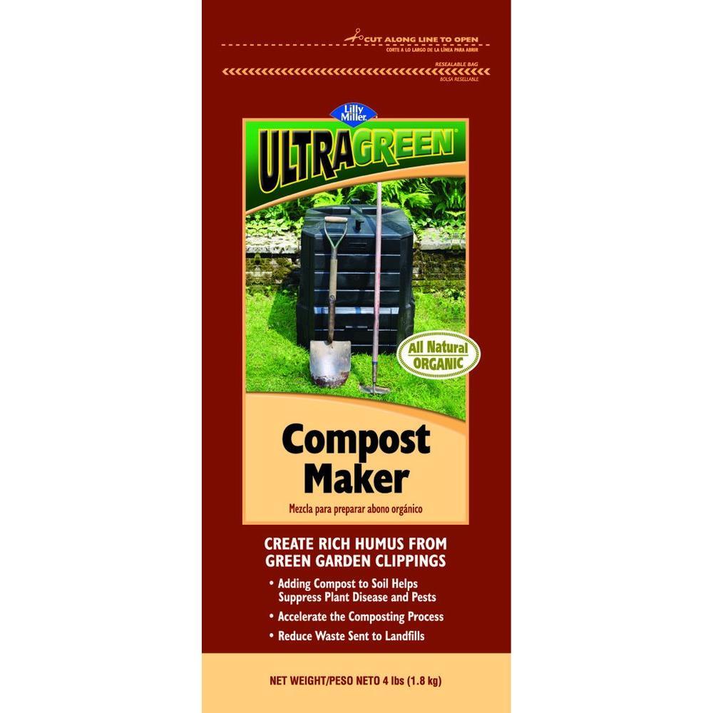UltraGreen 4 lb. Compost Maker