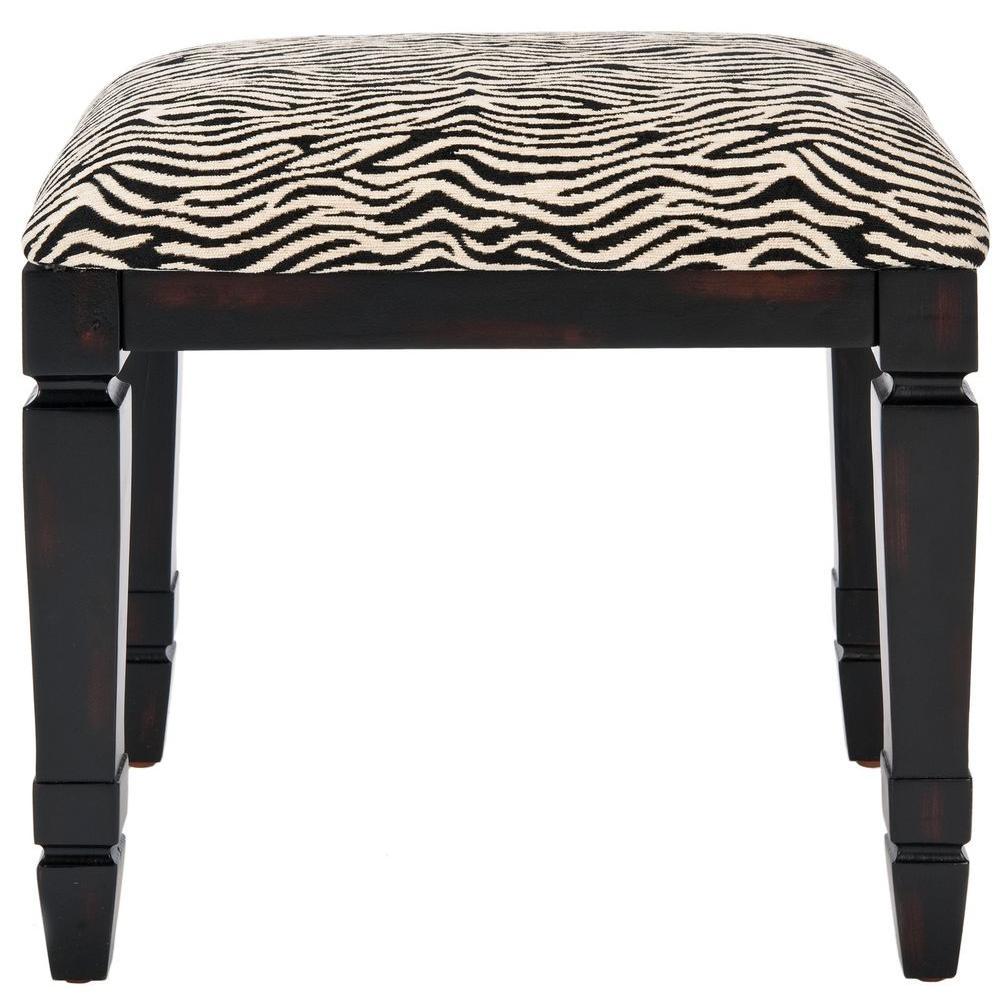 Safavieh Zebra Bench