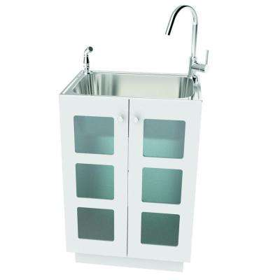 Stainless Steel - Utility Sinks - Utility Sinks & Accessories ...