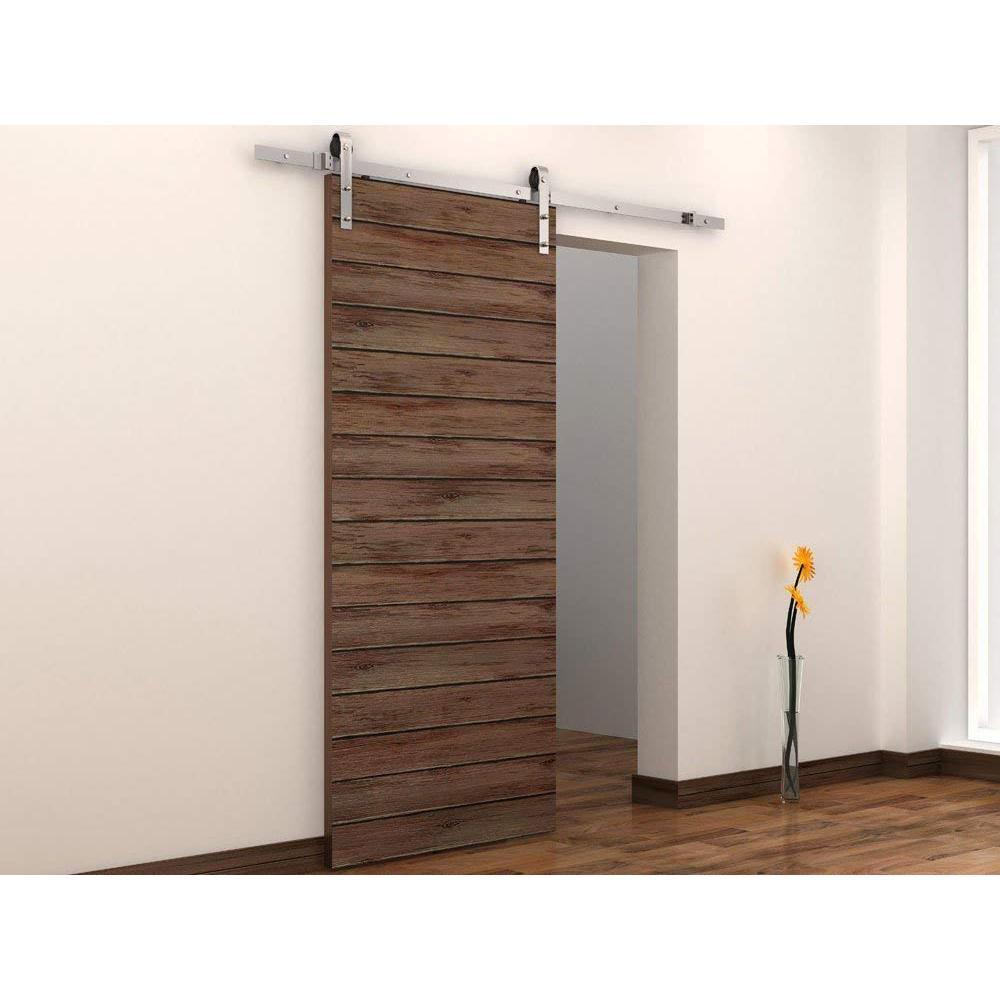 Stainless Steel Indoors Smooth Gates Home Slidings Garages Barn Door Handle