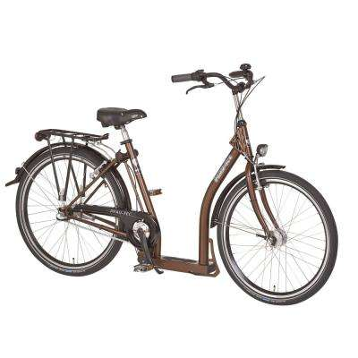 P1 26 in. 3-Speed Step-Through Bicycle