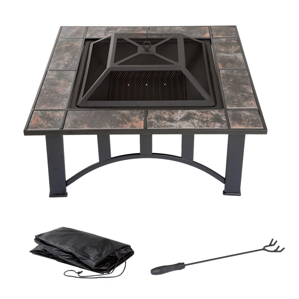 Portable - Fire Pits - Outdoor Heating - The Home Depot
