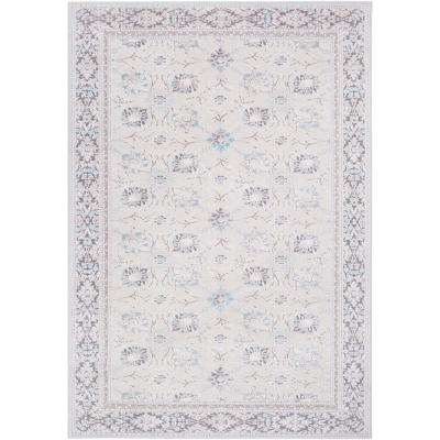 Ascroft Gray 2 ft. x 3 ft. Area Rug