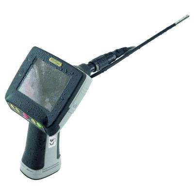 Waterproof Recording Video Inspection System with 5.5 mm Dia Close-Focus Probe