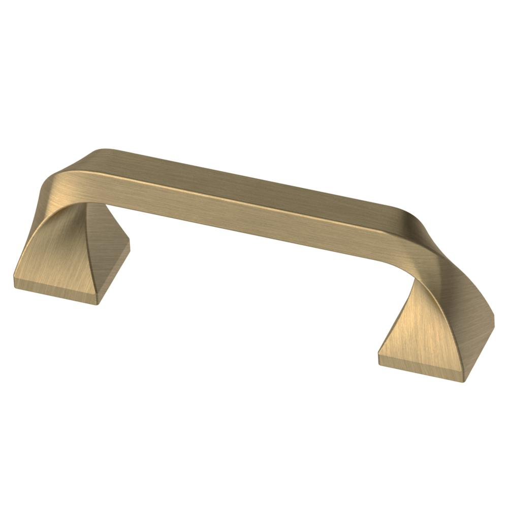 Everly 3 in. (76mm) Champagne Bronze Drawer Pull