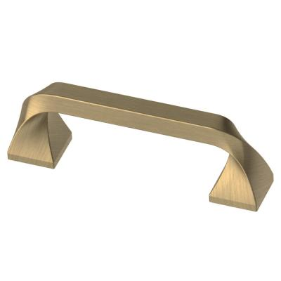 Everly 3 in. (76mm) Center-to-Center Champagne Bronze Drawer Pull