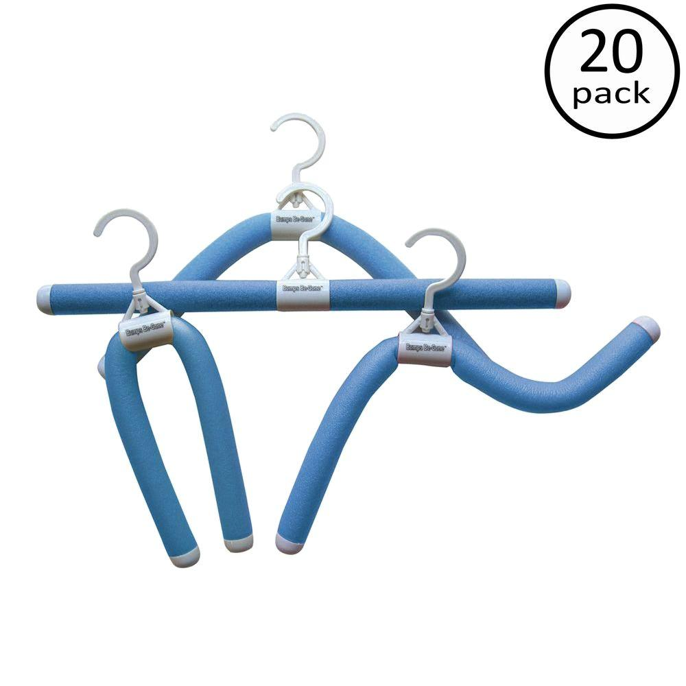 Luxury Living Bumps Be-Gone Hangers (20-Pack)