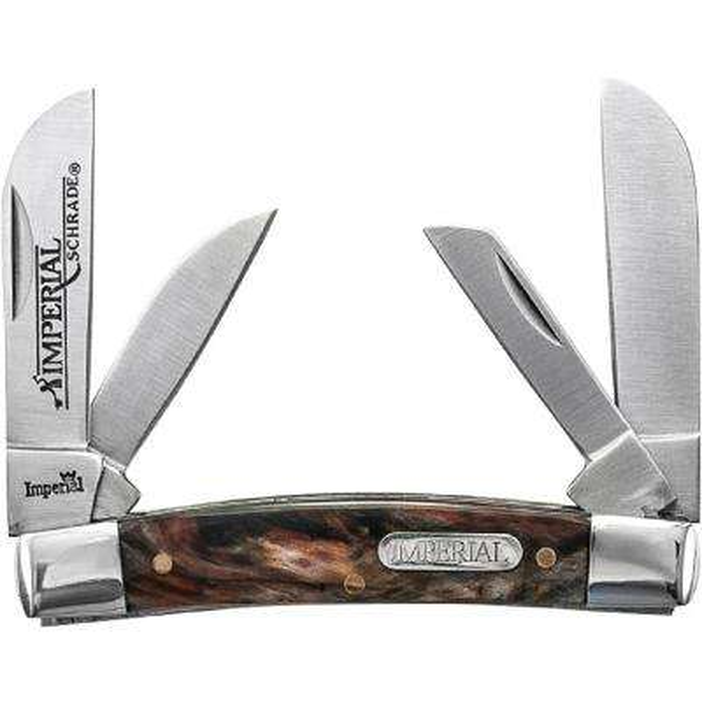 2.1 in. Stainless Steel Polypropylene Folding Knife