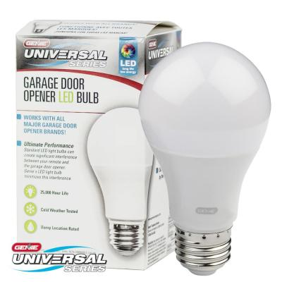 120-Watt Equivalence Universal Garage Door Opener LED Light Bulb (2-Pack)