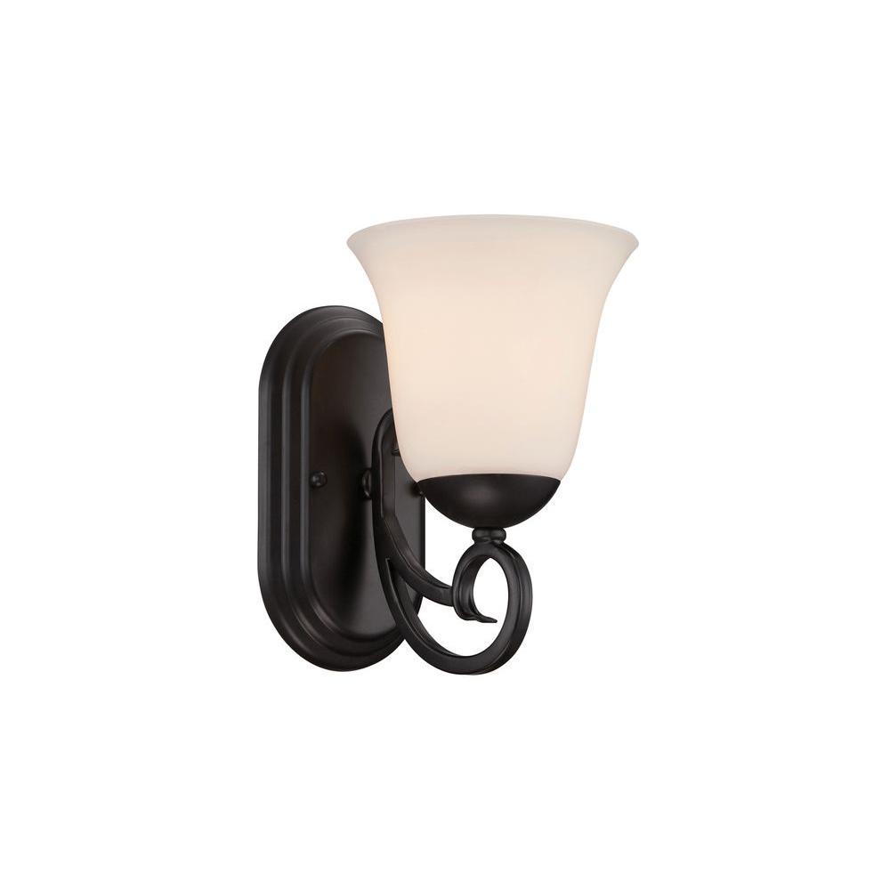 Addison 1 Light Oil Rubbed Bronze Wall Sconce