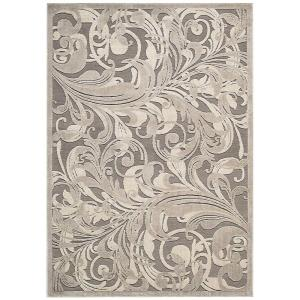 Nourison Graphic Illusions Gycam 2 ft. 3 inch x 3 ft. 9 inch Accent Rug by Nourison