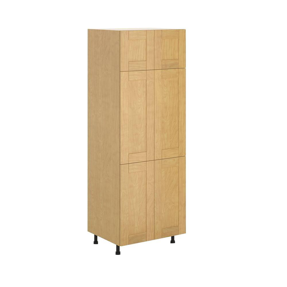 Milano Ready to Assemble 30 x 83.5 x 24.5 in. Pantry/Utility