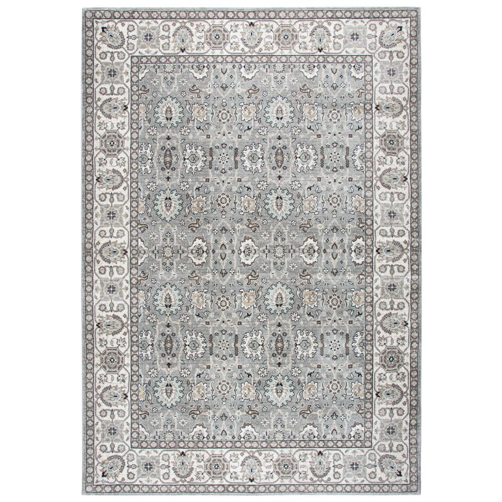 Rizzy Home Zenith Gray Multi 10 Ft. X 13 Ft. Area Rug