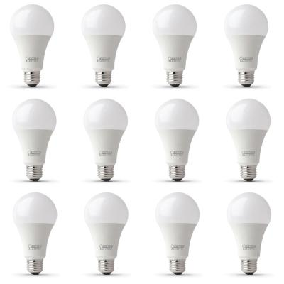 100-Watt Equivalent A21 CEC Title 24 Compliant LED ENERGY STAR 90+ CRI Light Bulb, Daylight (12-Pack)