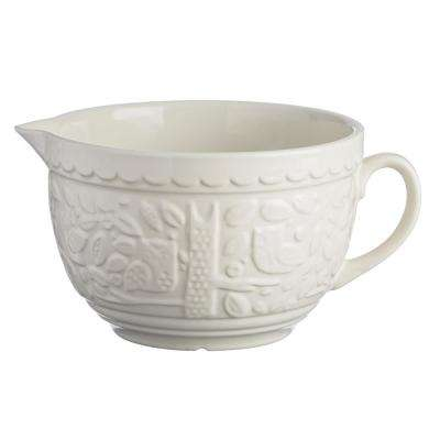 In The Forest 9.75 in. Batter Bowl