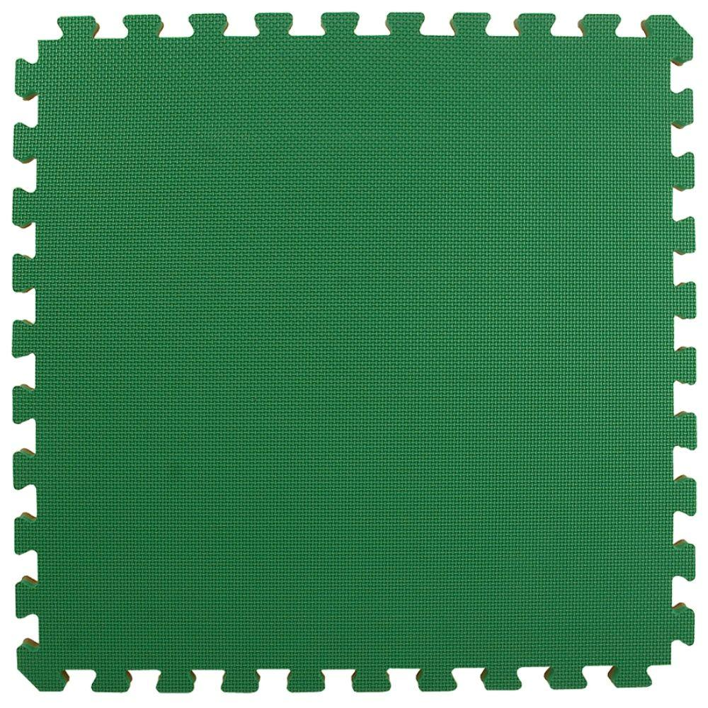 Home Sport and Play Green/Brown 24 in. x 24 in. x